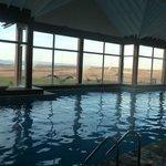 segunda piscina cubierta grande
