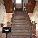 Creepy stair case....