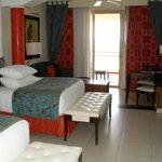 our beachfront suite