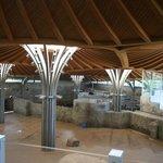 Interior of Elephant Building