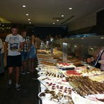July 14 - Wonderful sweets and selection