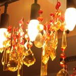 А еще есть такие необычные светильники!