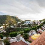 Panorama e terrazzi dal residence