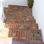 Escaliers terrasse