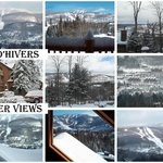 Winter at the Refuge Rooms & Suites