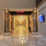 Their hallway/lobby.