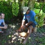 Fresh coconuts always!