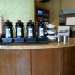 Starbuck's (Complimentary coffee)