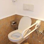 Chambre 438 WC Handi