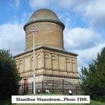 Hamilton Mausoleum.