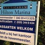 Hilton Amsterdam Canal Marina