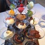 Degustation Ice cream