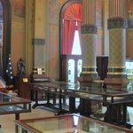 Masonic temple Library
