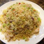 Seafood Fried Rice海鮮炒飯