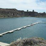 Озеро рядом с Водопадом