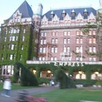 Hotel Empress, Inner harbour, Victoria BC
