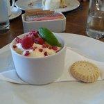 Dessert at Ship Inn