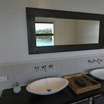Luxury ensuite - twin handbasin - twin showers