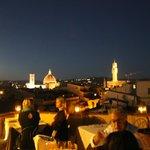 Romantic Dinner at La Scalleta