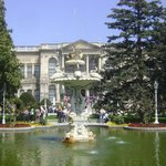 Outside of Palace