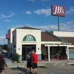 JB's Family Restaurant, Meridian & Overland, Meridian, ID.