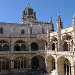 Monastery from inside