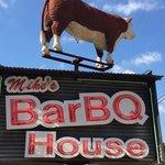 Foto de Mike's Barbeque House