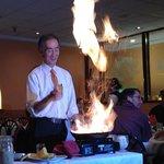 Spectacular Flaming Desserts