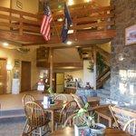 Attractive Lobby & breakfast area