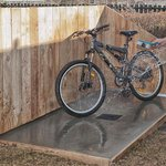Mountain Bike Wash Down Area