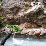 Cascata interior