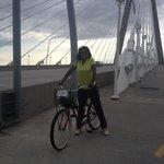 Save the world, ride a bike