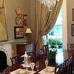 Terrell House Dining Room