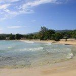 beautiful private beach