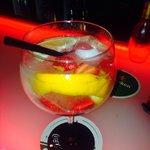 Gin & tonic, Rosso sul Mare style!