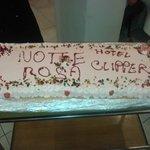 Una torta acquisita oltre che bella!!!