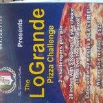 Pizza challenge! !