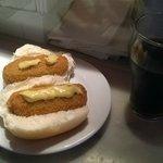 panino crocchetta con senape
