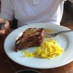Roast Pork and Pickled Sauerkraut