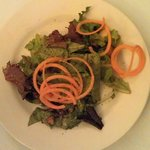 House Salad - loved the dressing