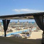 vista ristorante mare
