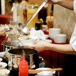 """Pho"" - famous dish of Lan Vien's Restaurant"