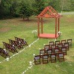 Outdoor Wedding Arbor
