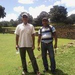 """Sitio Arquielogico """"Iximche"""" Guatemala"""