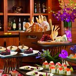 Club Lounge Culinary Display