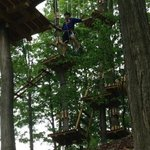 Outdoor adventure Course
