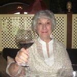 Cheers mom!