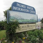 Palmer Visitor Information Center