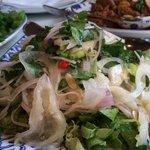 White chicken feet salad !!