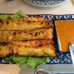 Thai Chicken satay ������